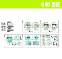 花园别墅建筑图