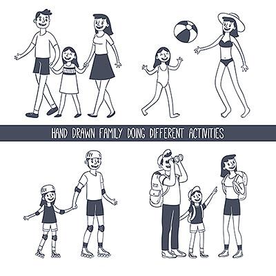 家庭运动计划插图