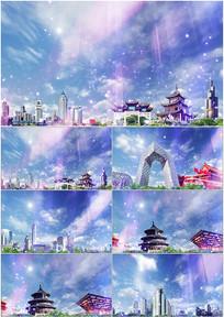 美丽中国走起来红歌配乐成品
