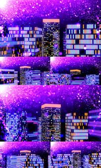 震撼大气动感舞台LED视频