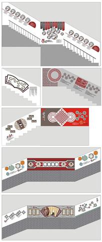 校园文化设计楼道文化设计