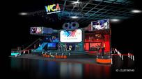 WCA动漫游戏展览展示展台
