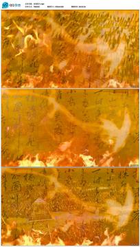 赤壁怀古三国战斗视频素材