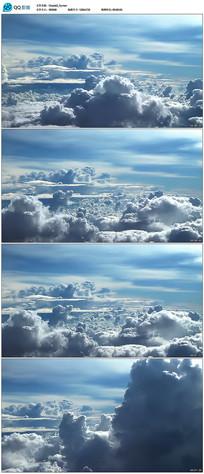 蓝天白云高清视频