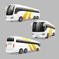 公共汽车图片