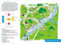 城区地图供电公司导览图 CDR