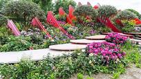 花卉植物公园景观