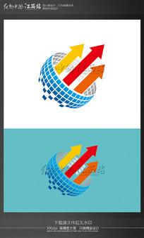 科技创意logo EPS