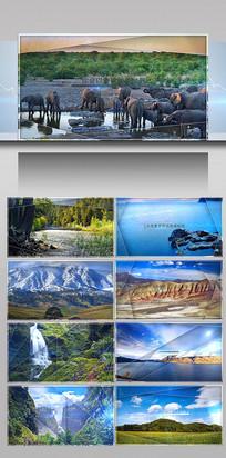 旅行电子相册模板