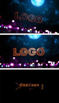 企业标志演绎LOGOAE模板