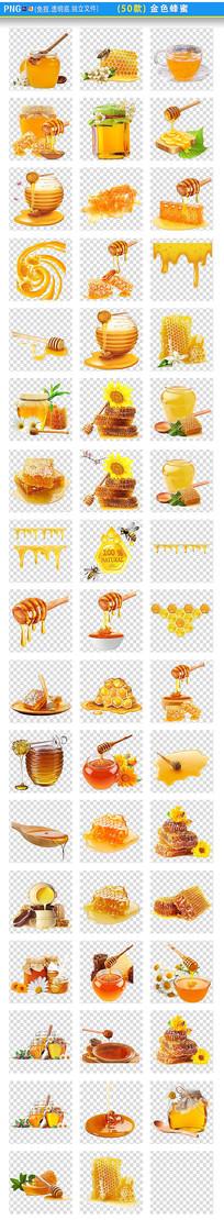 蜂蜜蜜蜂png素材