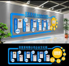 企业文化墙公司形象墙企业展板