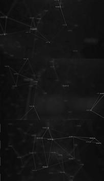 线条数字背景视频素材 mov