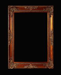 欧式复古画框