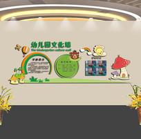 幼儿园展示文化墙