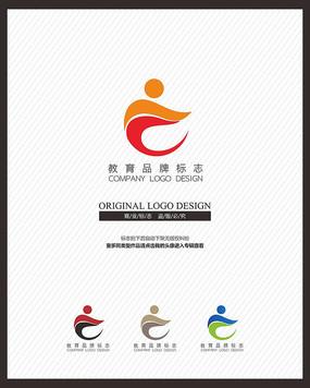 教育培训logo