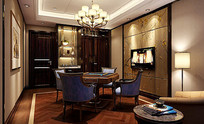 精美欧式室内装饰