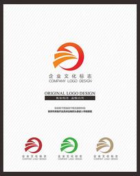 能源电子企业产品标志设计 CDR