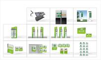 校园文化导视系统设计