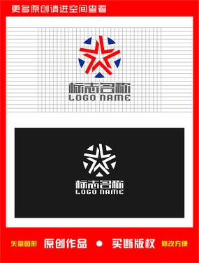 五角星体育传媒娱乐logo