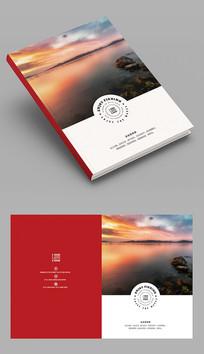 大气国际版工画册封面