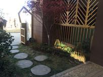 入口小景观设计意向图 JPG