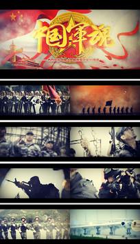 八一建军节中国军魂视频