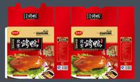 北京烤鸭礼盒包装