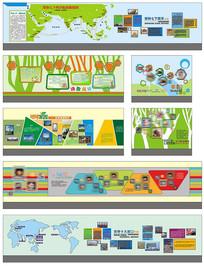 校园文化主题特色墙面设计