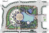 广场设计彩平意向图 JPG
