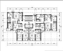 多款住宅室内平面图