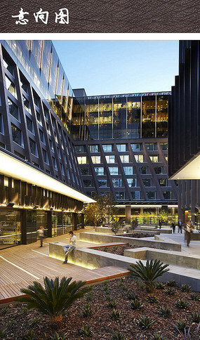 商业庭院景观设计