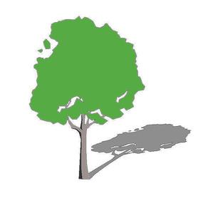 绿色乔木su
