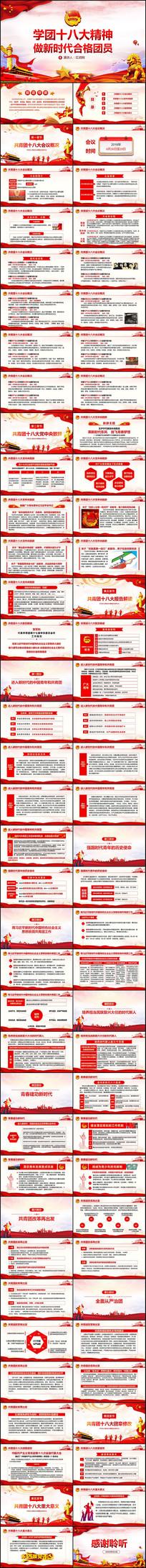 中国共青团十八大报告学习解读