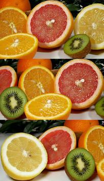4K水果橘子实拍视频素材