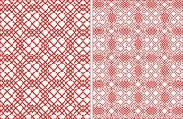 创意几何艺术纹图案