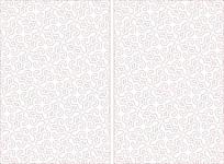 传统花纹线描底纹图案