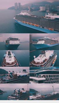 4K皇家海洋号豪华游轮