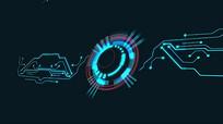 AE震撼科技Logo片头模板