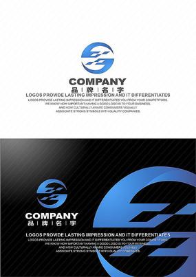 LOGO设计标志设计科技标志