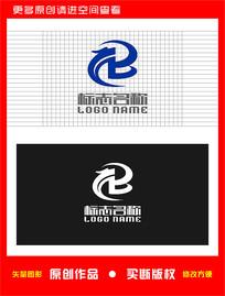 YB字母BY标志龙logo