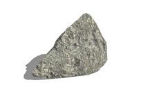 不规则石头