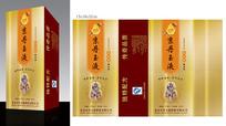 蜂蜜酒包装盒设计