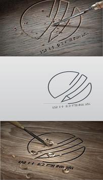 设计广告公司简约标志