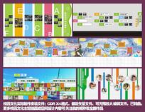幼儿园墙面文化设计