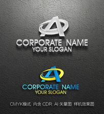 A字母商标设计