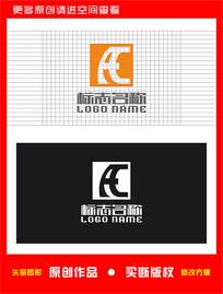 AC字母CA标志logo