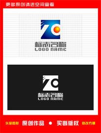 10ZC标志狮子logo