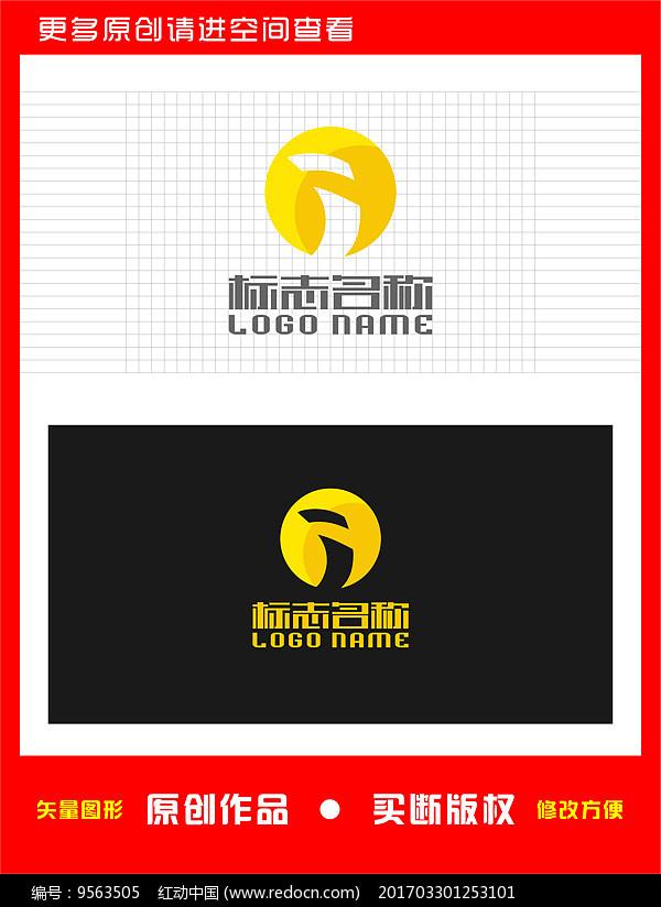 原创设计稿 标志logo(买断版权) 其他logo a字母j标志logo  请您分享图片