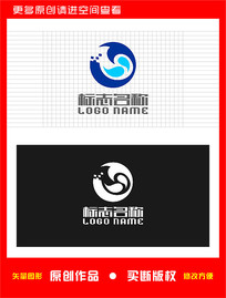 YG字母GY标志水滴logo